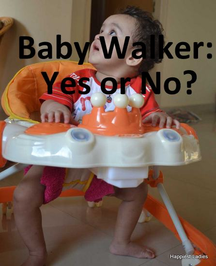 baby walker yes or no