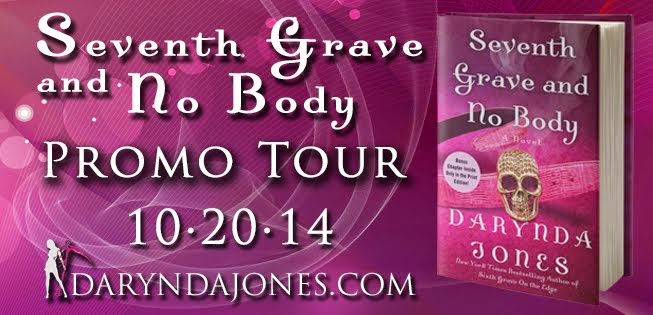 Seventh Grave and No Body Tour