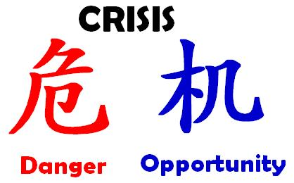 Chinese Crisis Character