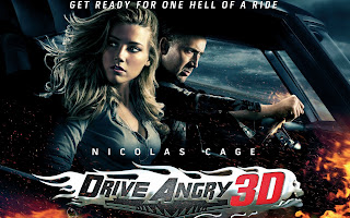 Drive Angry 3D wallpaper