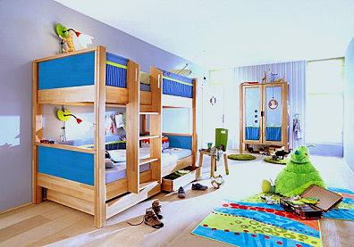Ni o en casa modelos de camas para ni os - Camas casa para ninos ...