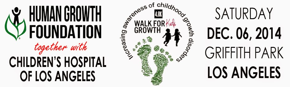Walk for Kids Growth