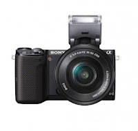 Buy Sony NEX-5TL DSLR Camera for Rs.32,500 only at Snapdeal : BuyToEarn