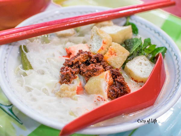 Famous Curry Mee 英心咖喱面 in conjunction with Nine Emperor Gods Festival @ Taman Free School, Penang