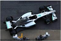 Presentacion F1 2012 Mercedes team 2