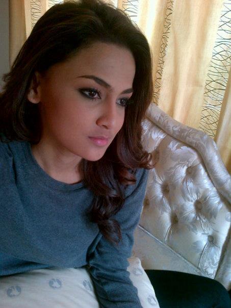 12 Gambar Reen Rahim, pelakon kontroversi Drama Sahara