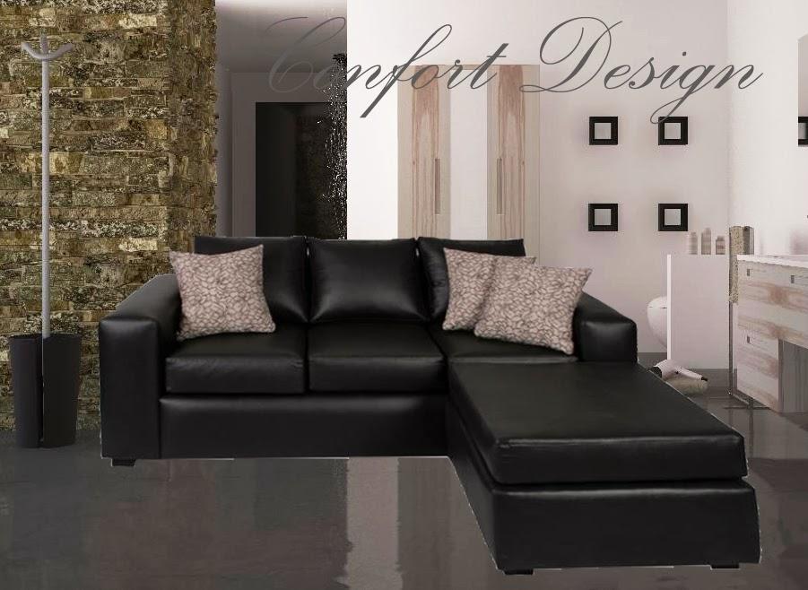 Confort Design Sillones Sillon Esquinero Con Camastro
