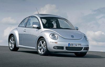 New Beetle: o novo fusca