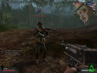 battlefield vietnam pc screenshot 3 Battlefield Vietnam Rip PC Game
