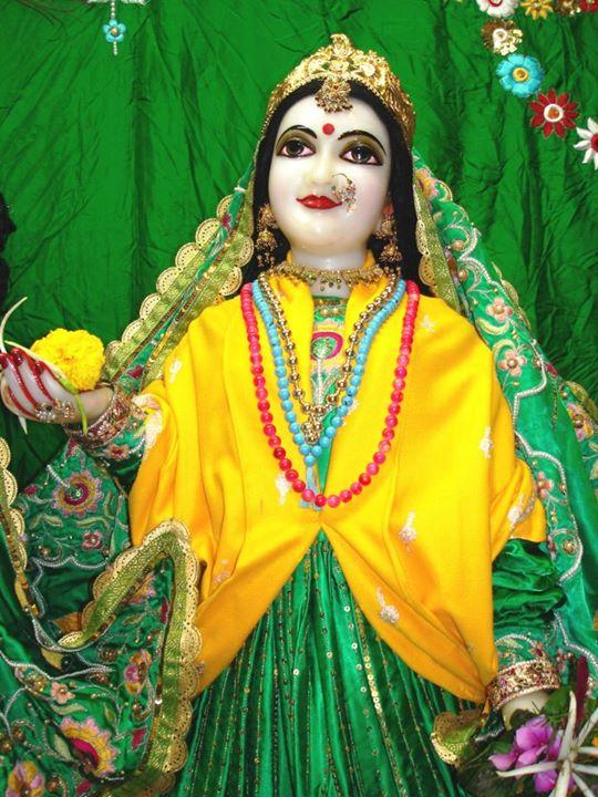 Sri Nrsimhadevadas: Sri Radhika-dhyanamrta: El néctar de la ...