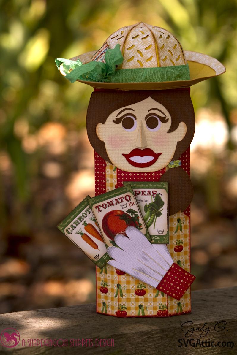 SVG Attic Blog: Garden Goddess ~ with Cyndy