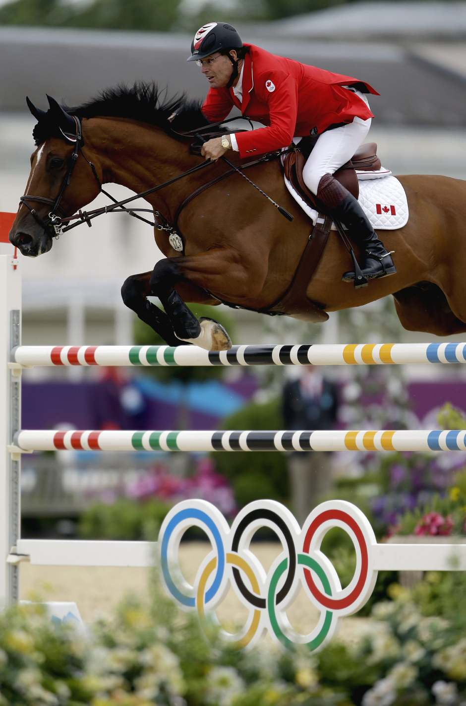 London 2012 Olympics 2012 Equestrian Show Jumping | Phi Stars