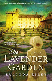 The Lavender Garden Lucinda Riley book cover