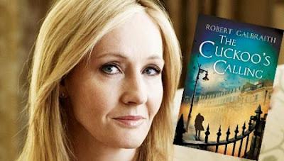 J. K. Rowling ha escrito su última novela bajo un pseudónimo