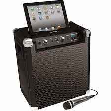 ION Block Rocker Portable Bluetooth IPA56