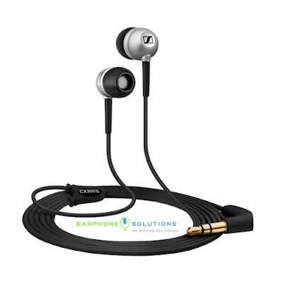 Sennheiser CX300-II Earbuds
