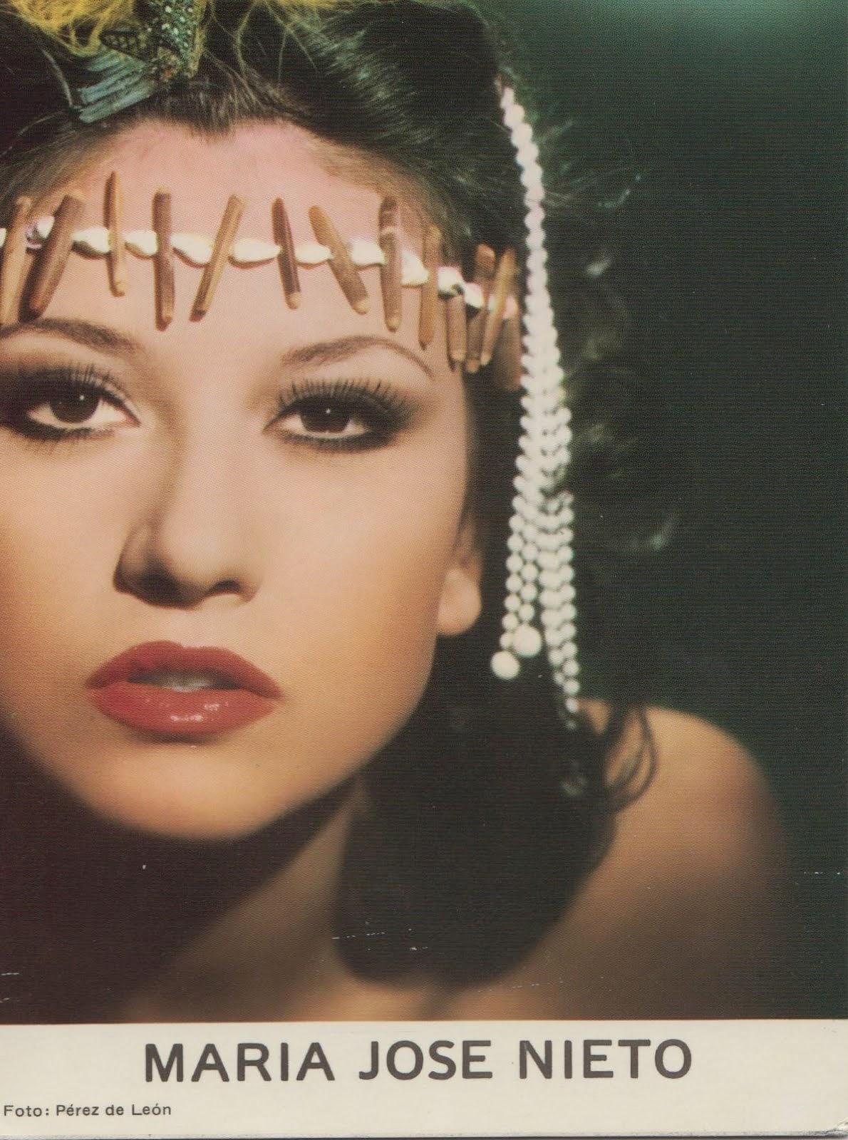 Reserva la biografía de María José Nieto