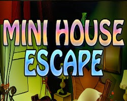 Juegos de Escape Mini House Escape