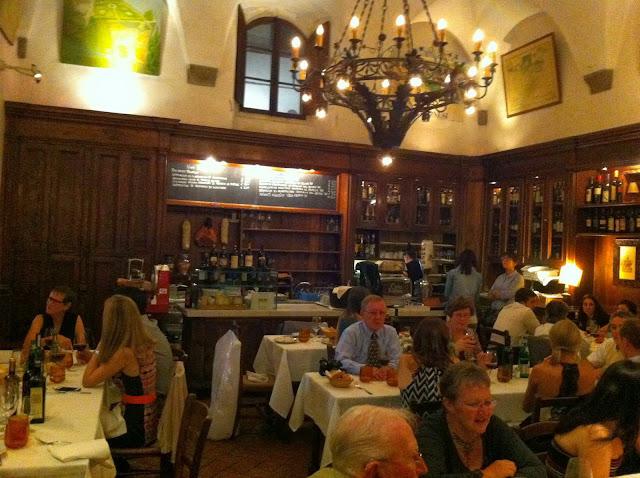 Florencia. Caffé Italiano