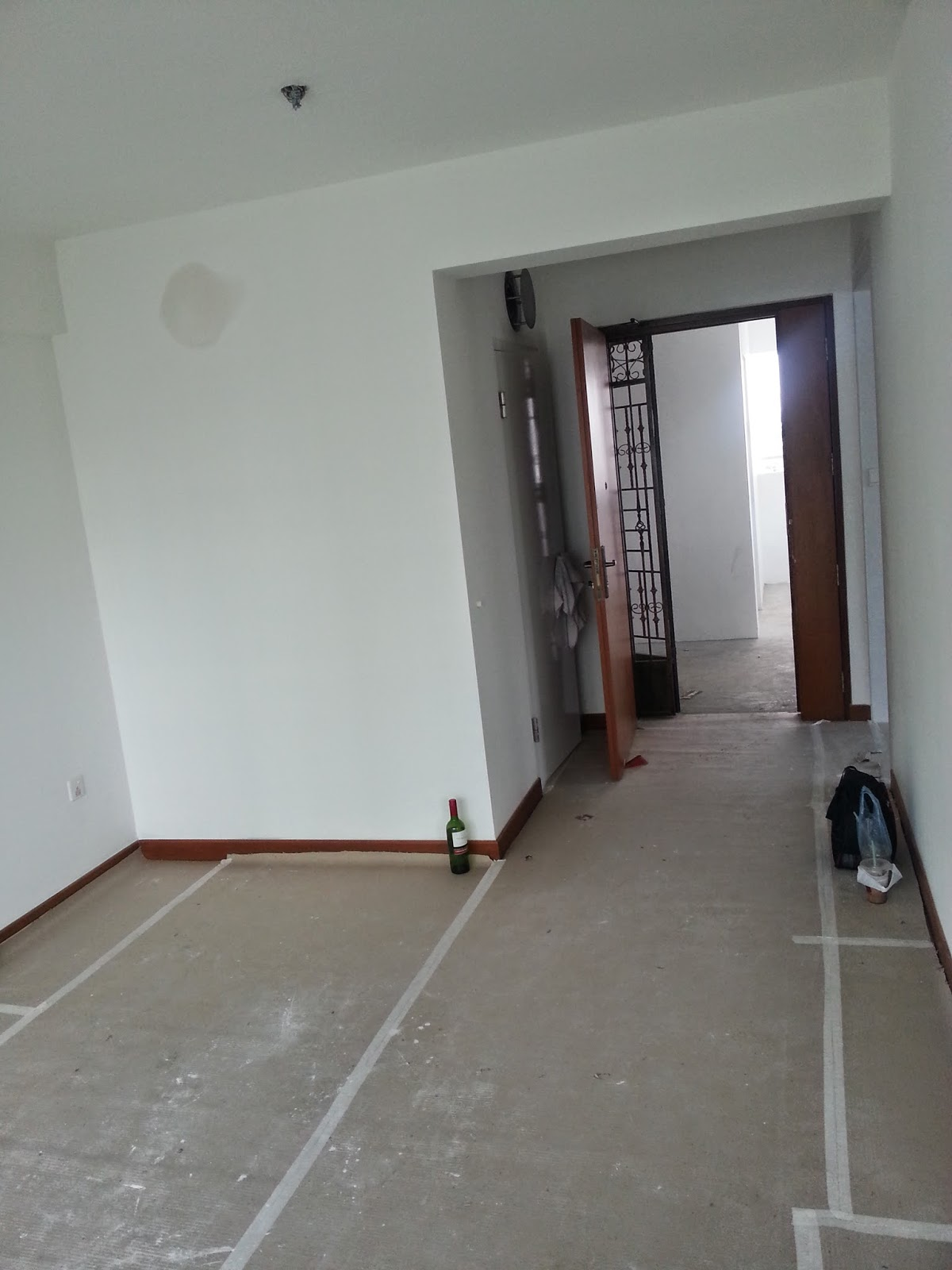 Hdb 2 room bto renovation small space big ideas june 2014 for 4 room flat renovation design