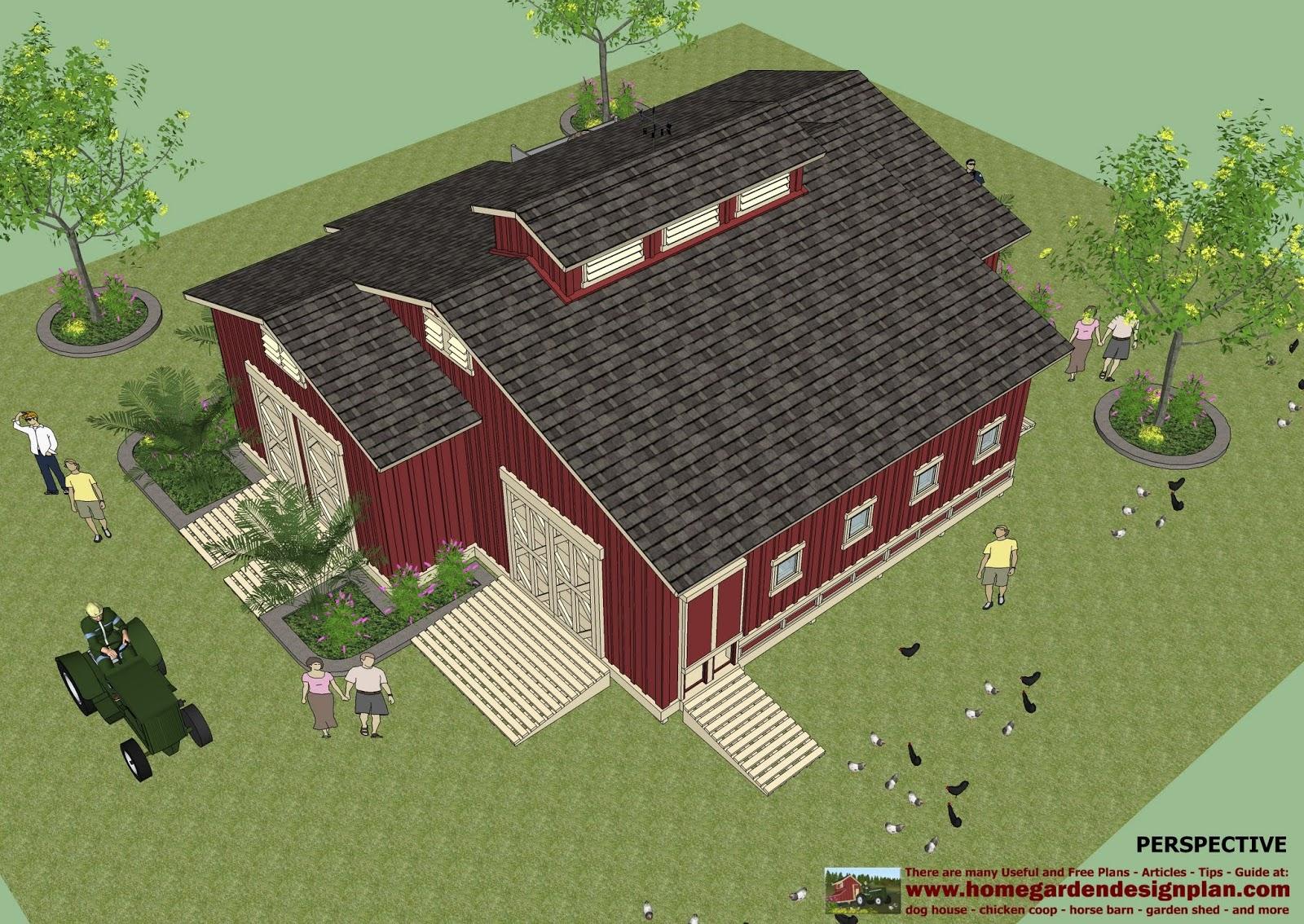 Home Garden Plans