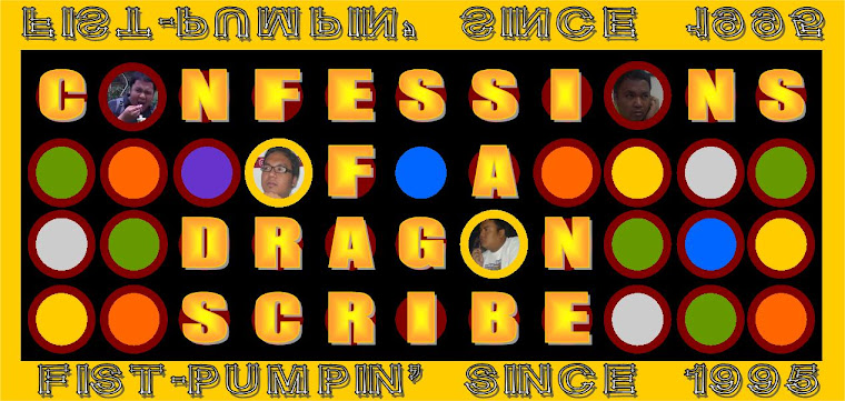 Confessions of a Dragon Scribe