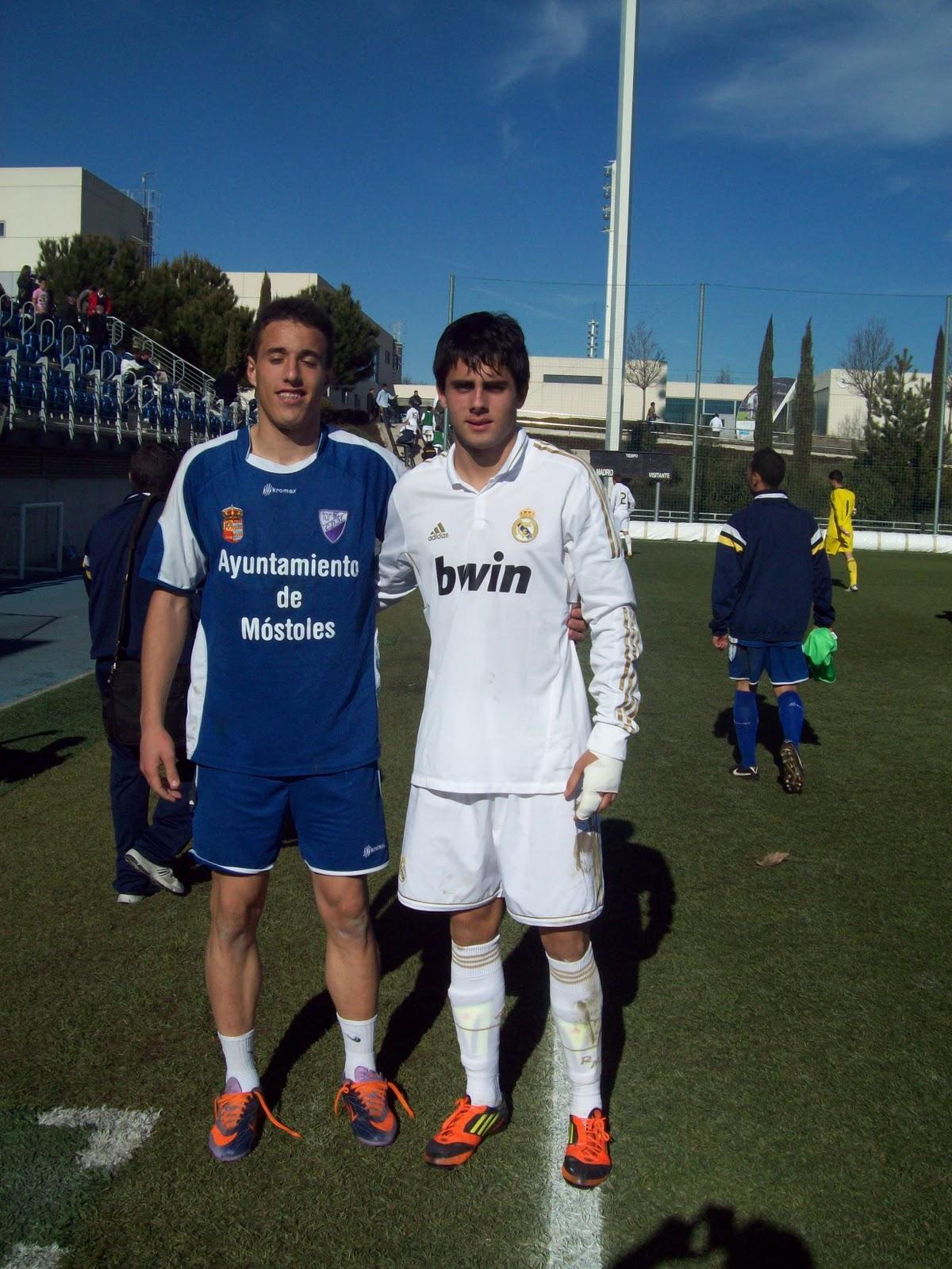 Fútbol de Daimiel: El Real Madrid \