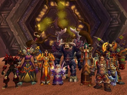 RPG, MMO, MMORPG, gaming, online gaming, games, video games, Future Pixel, article, World of Warcraft