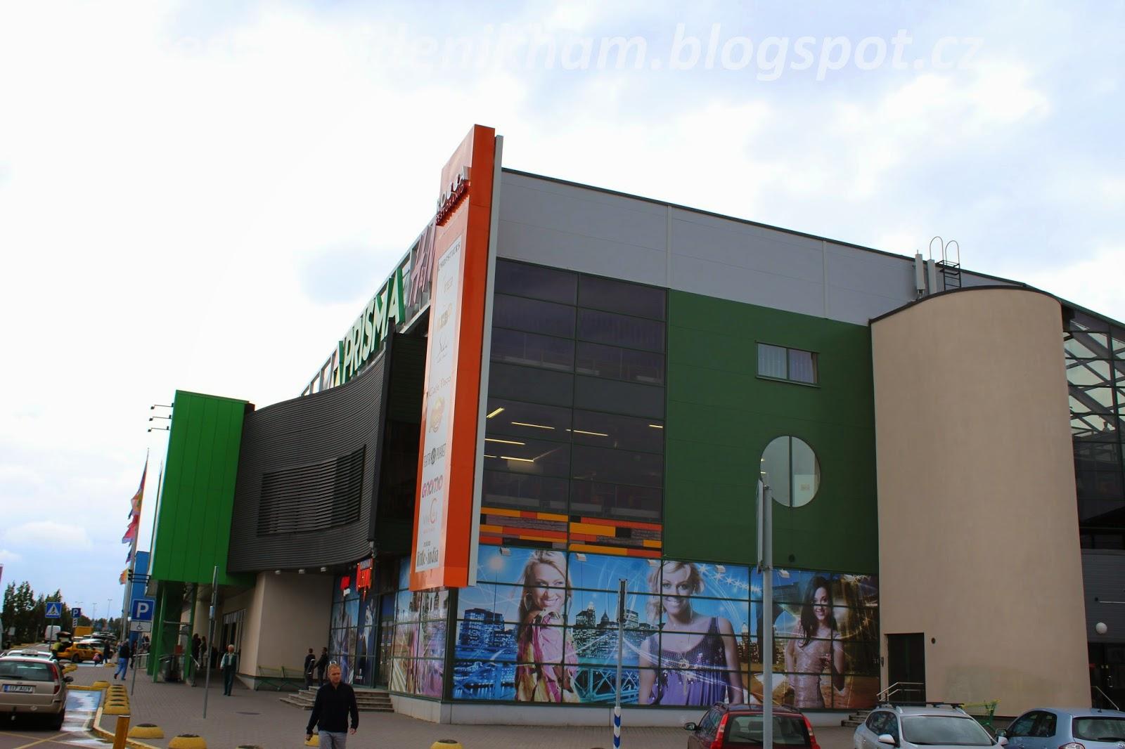 shopping centre Rocca Al Mare