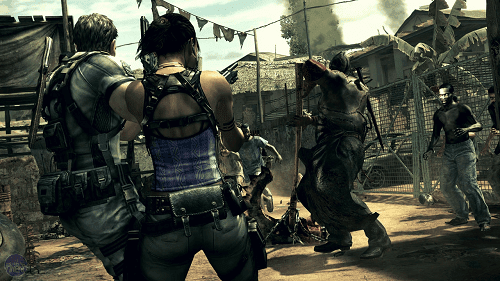 Download Resident Evil 5 Gold Edition PC Full Version 1