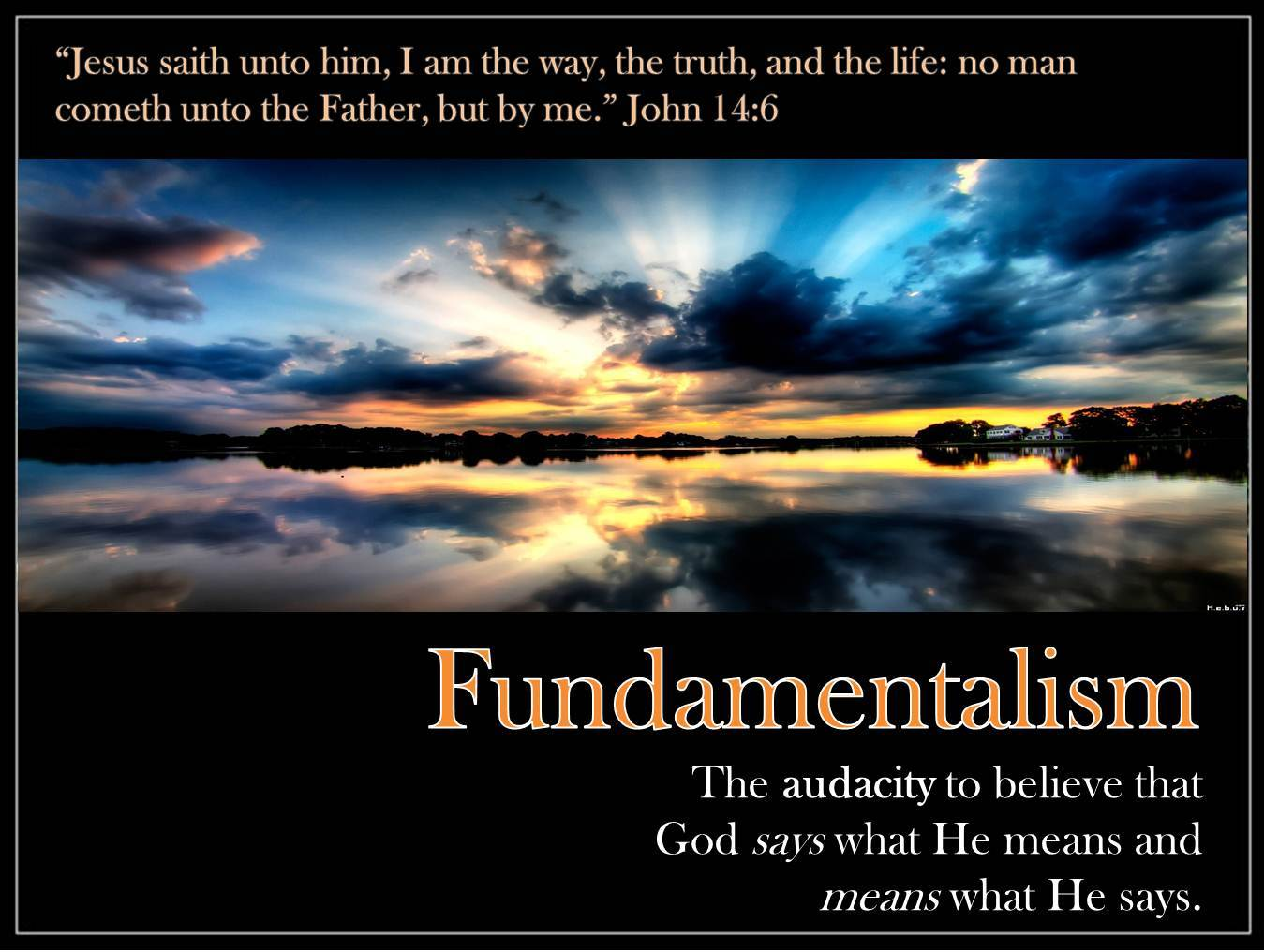 religious fundamentalism essay The fundamentals: a testimony to the truth (generally referred to simply as the fundamentals) is a set of ninety essays published between 1910 and 1915 by the testimony publishing company of.