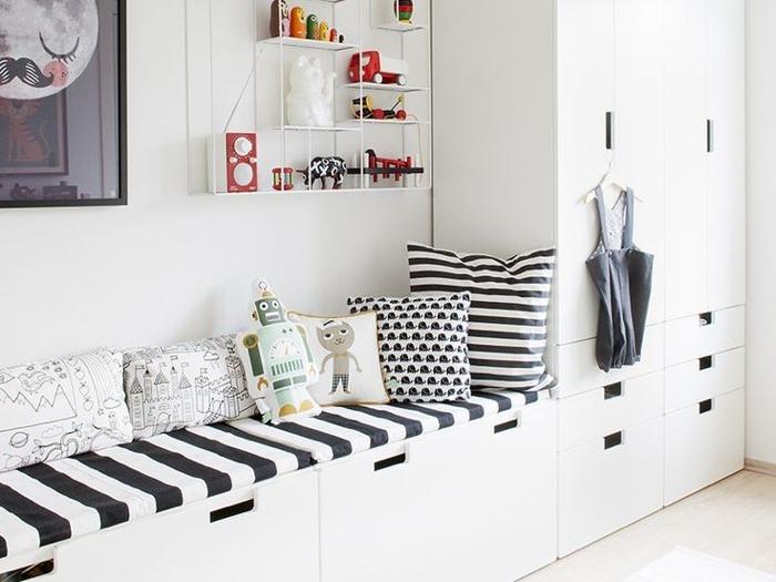 kidodidoo stuva czyli jak urz dzi niepowtarzalny pokoik meblami ikea. Black Bedroom Furniture Sets. Home Design Ideas