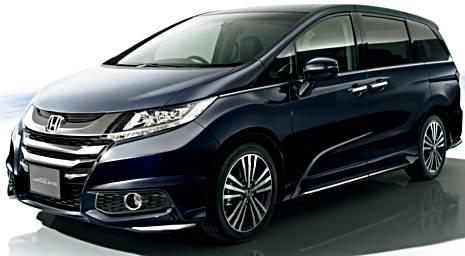 2016 Honda Odyssey Release Date USA