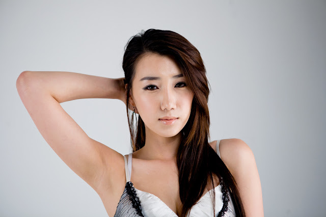 3 3 amazing sets from Lee Sung Hwa-very cute asian girl-girlcute4u.blogspot.com