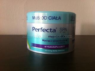 Dax Cosmetics – Perfecta SPA – Wyszczuplający mus do ciała – czarna porzeczka [recenzja]