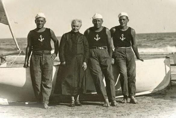 Marinheiros de Génova