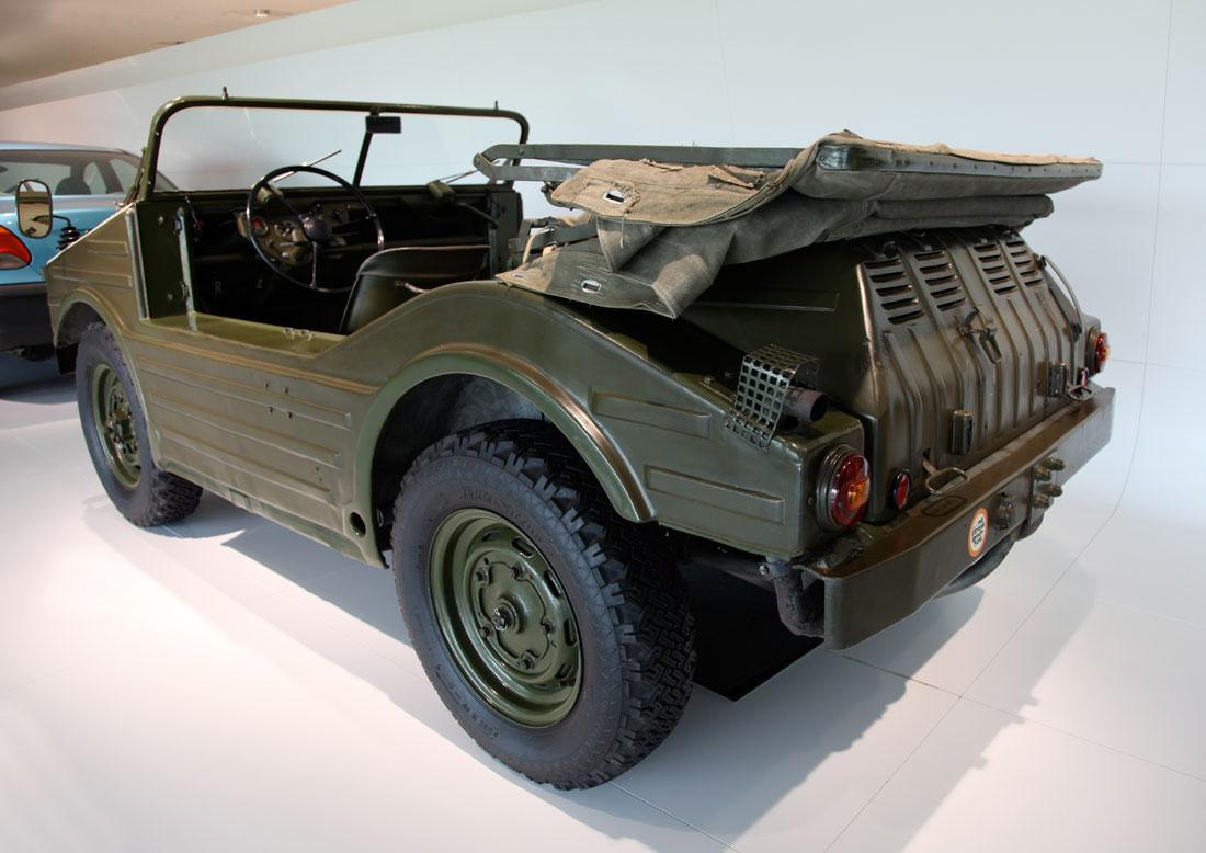 Porsche bet-at-home.com gibt die geschäftszahlen für das 1. quartal 2009  597/2 Jagdwagen '1955–56
