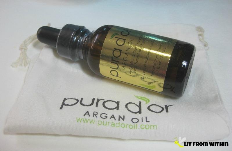 Pura d'Or Argan oil