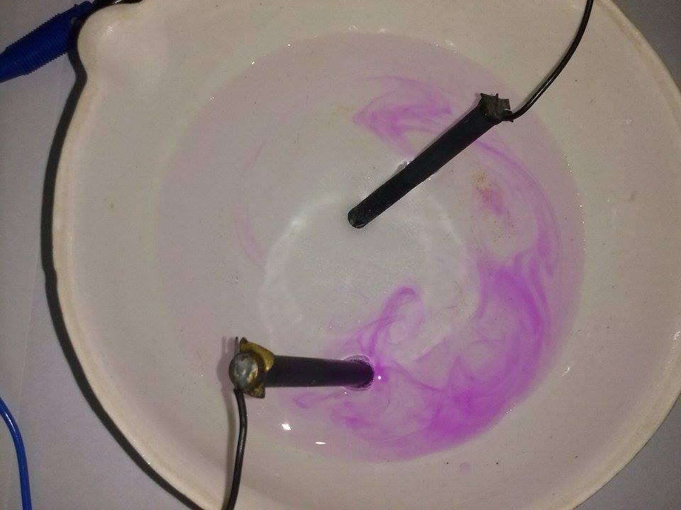 Imagenes De Baño Maria Quimica:Química para todos os públicos no Ciqus da USC