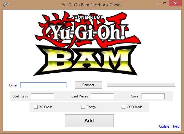 Download Yu-Gi-Oh-BAM Hack Grátis