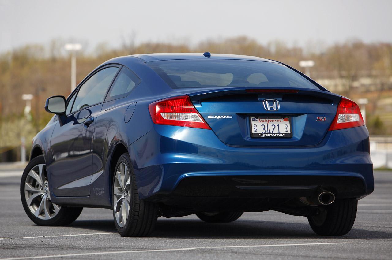 2012 Honda Civic Si