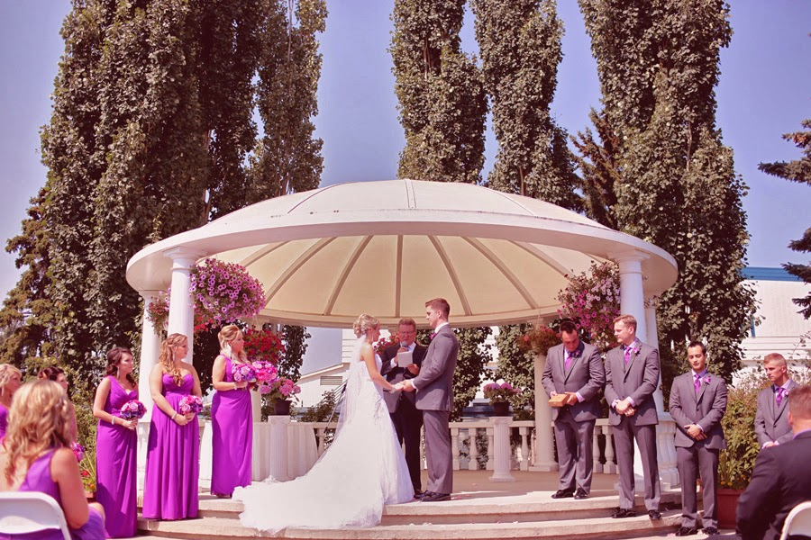 Chateau Louis Wedding Gazebo