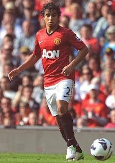 Rafael da Silva, Manchester United defender