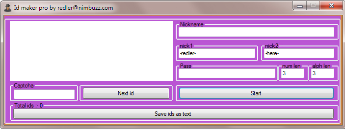 Net World Team  ID Maker  by redler Id+maker+copy