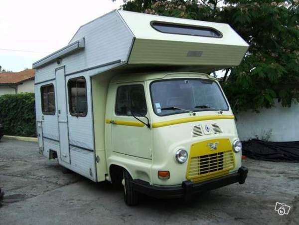 le camping car passe partout estafette alouette renault. Black Bedroom Furniture Sets. Home Design Ideas