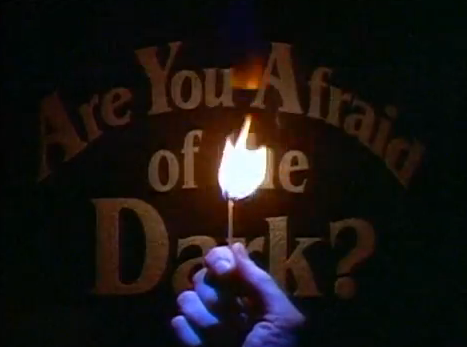 Are You Afraid of the Dark Philippine Television Run in ABS-CBN during the 90's Anthology horror Title