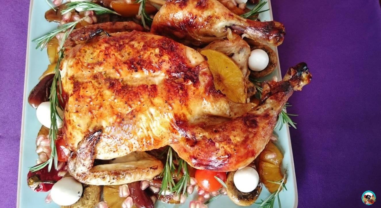 4 formas de cocinar pollo