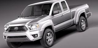 2015 Toyota Tacoma concept