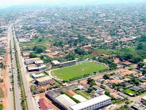Cidade de Cacoal - Rondônia