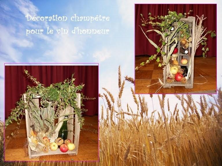 Dm d coration de mariage salle du vin d 39 honneur for Decoration table vin d honneur